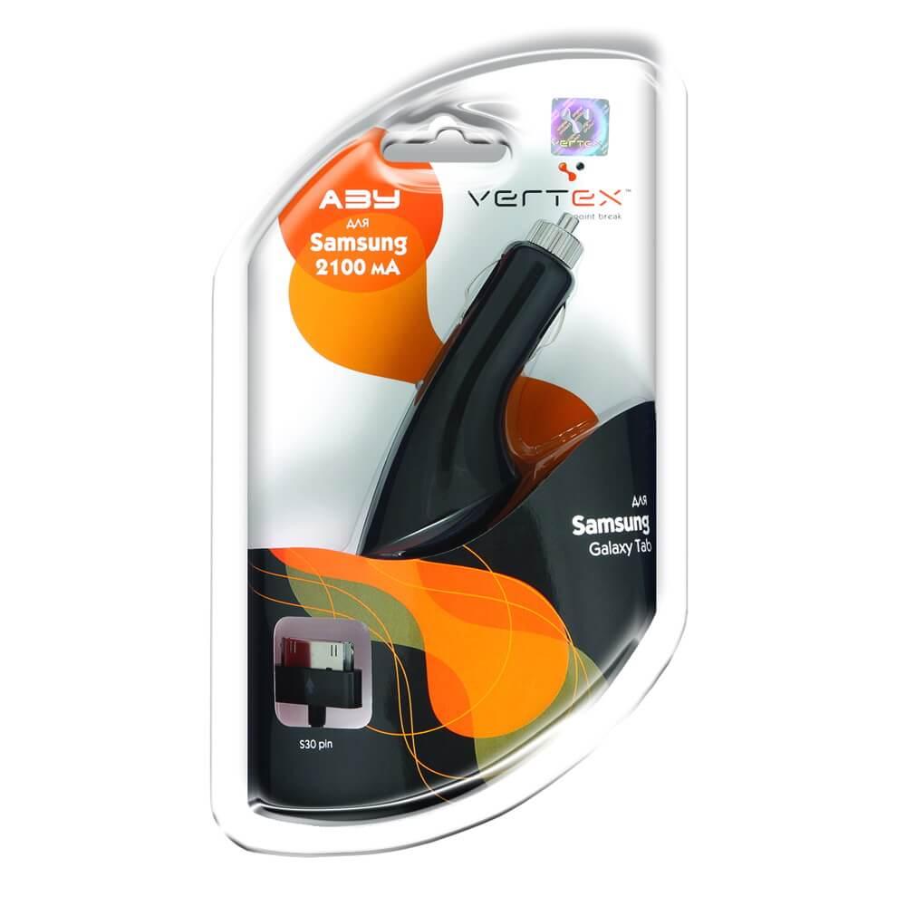 Картинка АЗУ  Samsung Galaxy Tab (2100 mAh)  Vertex от магазина NBS Parts