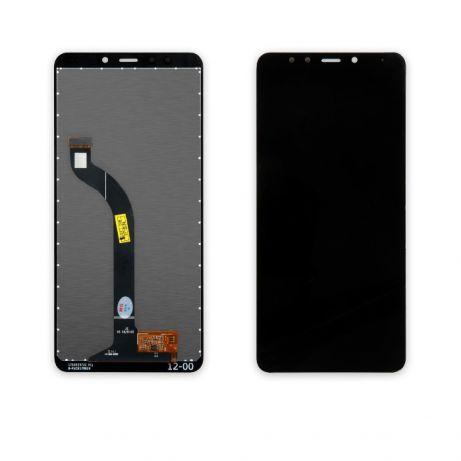 Картинка Дисплей Xiaomi Redmi 5 в сборе с тачскрином черный от магазина NBS Parts