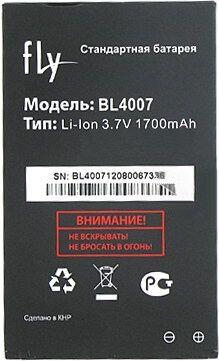 Картинка АКБ Fly DS123/130 (BL4007) от магазина NBS Parts