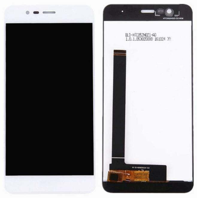 Картинка Дисплей Asus ZenFone 3 MAX (ZC520TL)  в сборе с тачскрином Белый от магазина NBS Parts