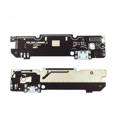 Детальная картинка Шлейф Xiaomi Redmi Note 3 Pro плата системный разъем/микрофон от магазина NBS Parts