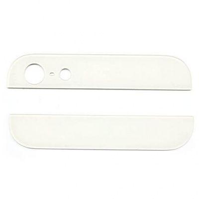Детальная картинка Вставки в корпус iPhone 5 (комплект) белые от магазина NBS Parts