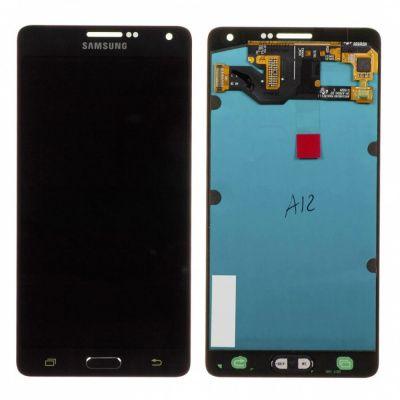 Детальная картинка Дисплей Samsung A700FD в сборе чёрный ORIG от магазина NBS Parts