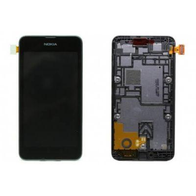 Детальная картинка Дисплей Nokia 530 модуль черный от магазина NBS Parts