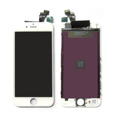 Детальная картинка Дисплей iPhone 6+ в сборе белый копия от магазина NBS Parts