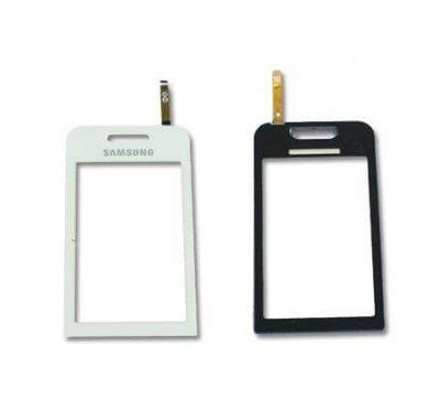 Детальная картинка Сенсор Samsung S5230 белый от магазина NBS Parts