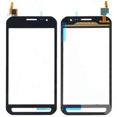 Детальная картинка Сенсор Samsung G388 G388F (черный) от магазина NBS Parts