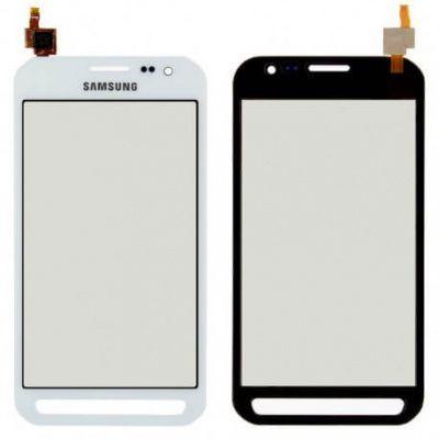 Детальная картинка Сенсор Samsung G388 G388F (белый) от магазина NBS Parts