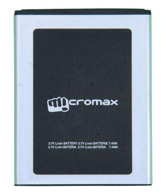 Детальная картинка АКБ Micromax A79 от магазина NBS Parts