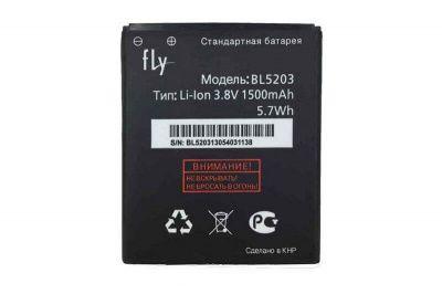 Детальная картинка АКБ Fly BL-5203 от магазина NBS Parts
