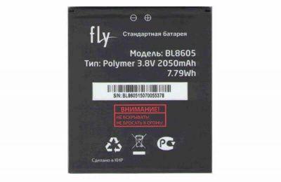 Детальная картинка АКБ Fly FS502 (BL8605) от магазина NBS Parts
