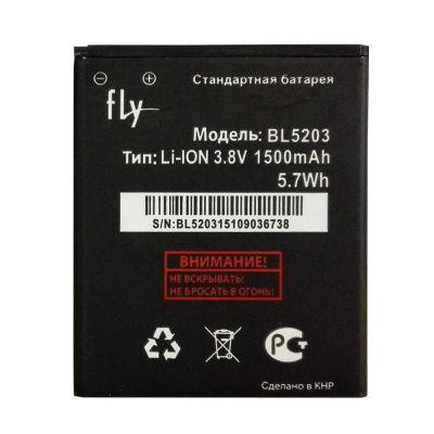 Детальная картинка АКБ Fly IQ442 Miracle 2 (BL5203) от магазина NBS Parts