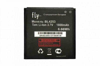 Детальная картинка АКБ Fly IQ443 (BL4253) от магазина NBS Parts