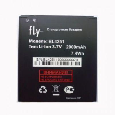 Детальная картинка АКБ Fly IQ450 (BL4251) от магазина NBS Parts