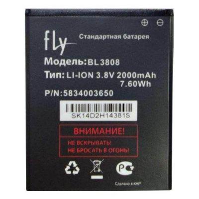 Детальная картинка АКБ Fly IQ456 BL3808 от магазина NBS Parts