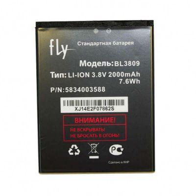 Детальная картинка АКБ Fly IQ458/459 (BL3809) от магазина NBS Parts