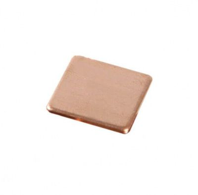 Детальная картинка Медная пластина 0,5 20х20 мм (Я045) от магазина NBS Parts