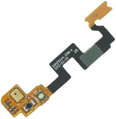 Детальная картинка Шлейф HTC One X, S720E кнопка включения/микрофон от магазина NBS Parts