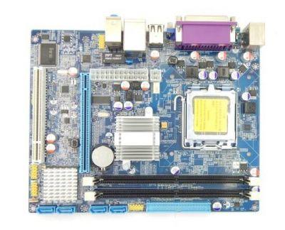 Детальная картинка Материнская плата Foxconn, Socket775, G31, 2DDR2-800mHz, PCI-Ex16, SATA, 5.1-ch, VGA, mATX от магазина NBS Parts