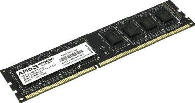 Детальная картинка Память DDR3 DIMM 4Gb 1600MHz CL11 1.5V AMD (R534G1601S1S-U) от магазина NBS Parts