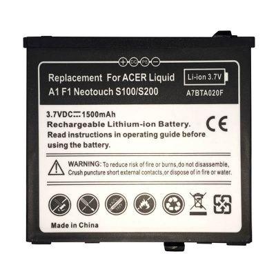 Детальная картинка АКБ Acer s100, E, E Plus, E400, S100 Liquid A1 от магазина NBS Parts