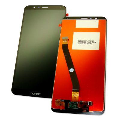 Детальная картинка Дисплей Huawei Honor 7X в сборе с тачскрином черный от магазина NBS Parts