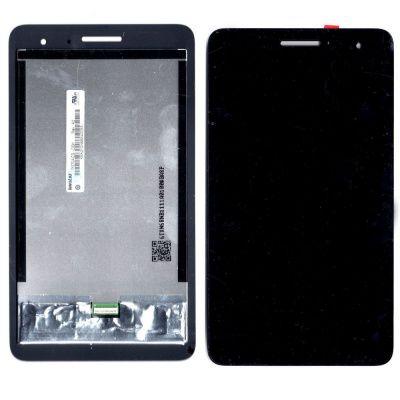 Детальная картинка Дисплей Huawei T1-701u в сборе с тачскрином Черный от магазина NBS Parts