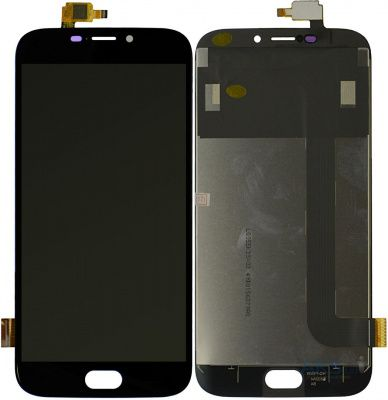 Детальная картинка Дисплей Doogee X9 pro в сборе с тачскрином черный от магазина NBS Parts